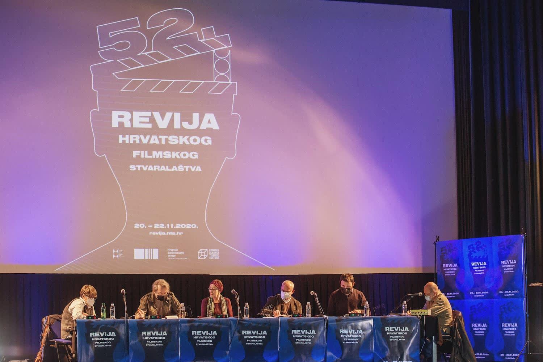 Dodijeljene nagrade 52. Revije hrvatskog filmskog stvaralaštva