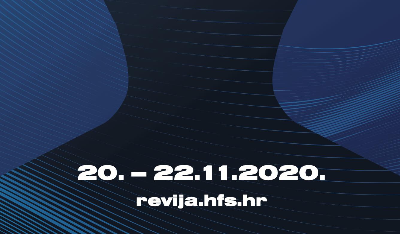 Selekcija 52. Revije hrvatskog filmskog stvaralaštva