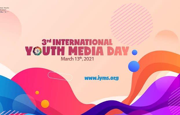 Virtual celebration of the 3rd International Youth Media Day
